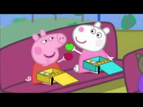 Peppa Pig Season 2 Episode 22 School Bus Trip
