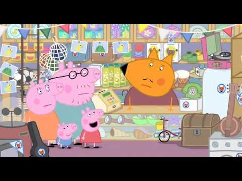 Peppa Pig animated series — Свинка Пеппа Фан Клуб (мультики
